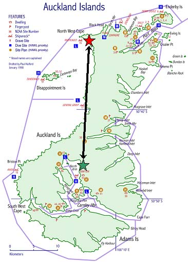 Auckland Islands